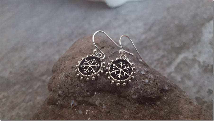 antique-silver-snowflake-earrings