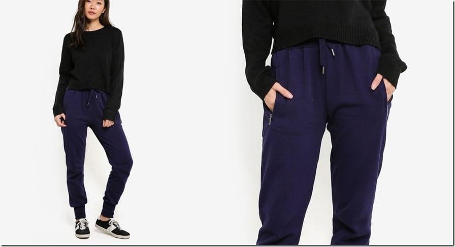 midnight-blue-skinny-jogger-pants
