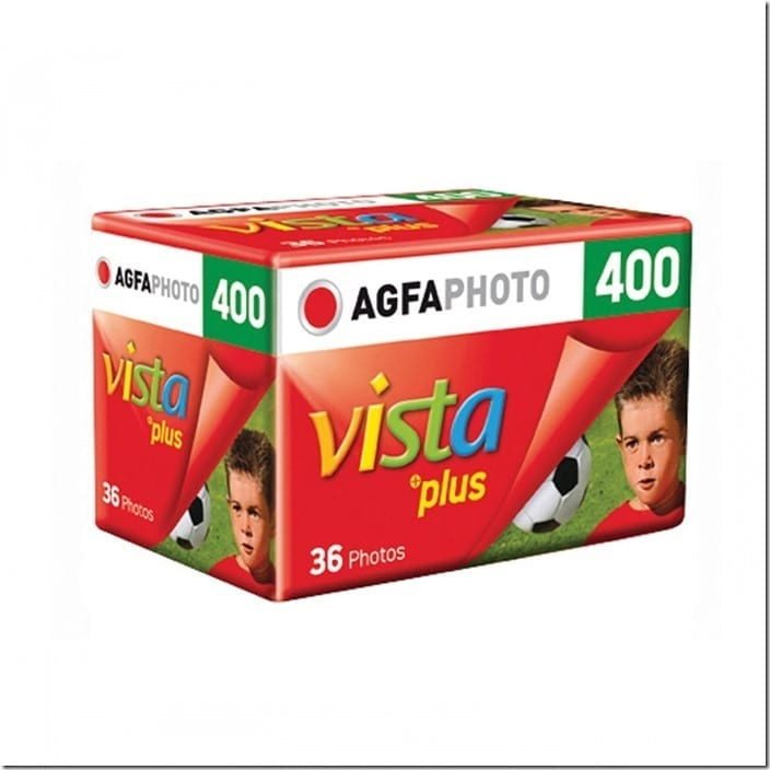 Agfa Vista 400 Fresh Film Malaysia