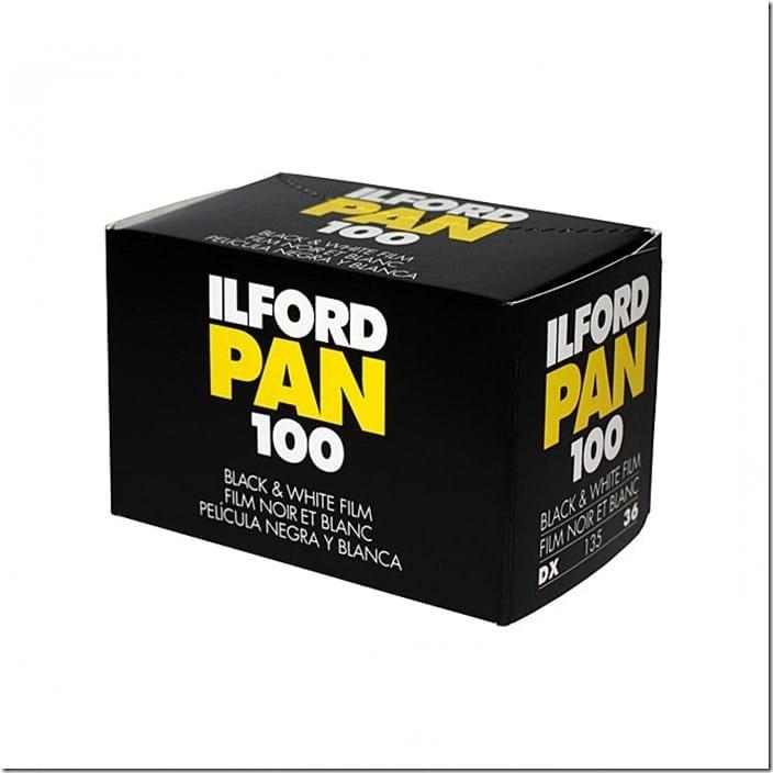 Ilford Pan 100 Malaysia