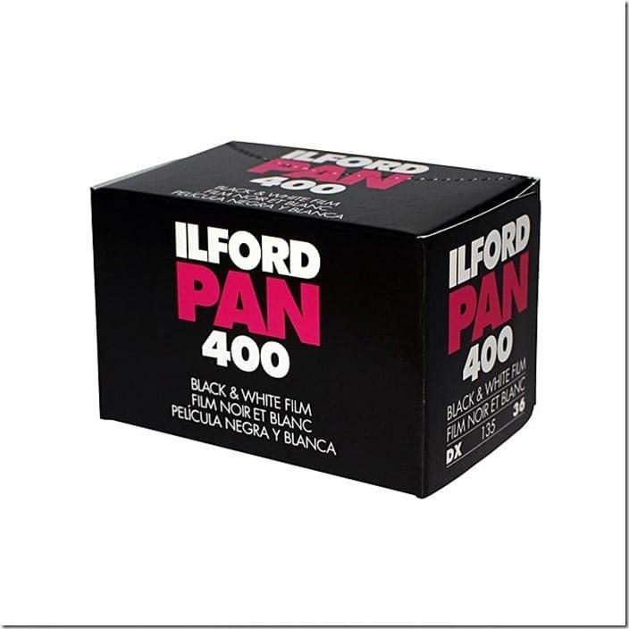 Ilford Pan 400 Malaysia