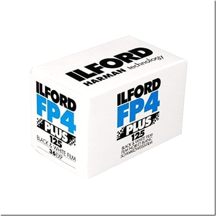 Ilford FP4 Plus 125 Malaysia