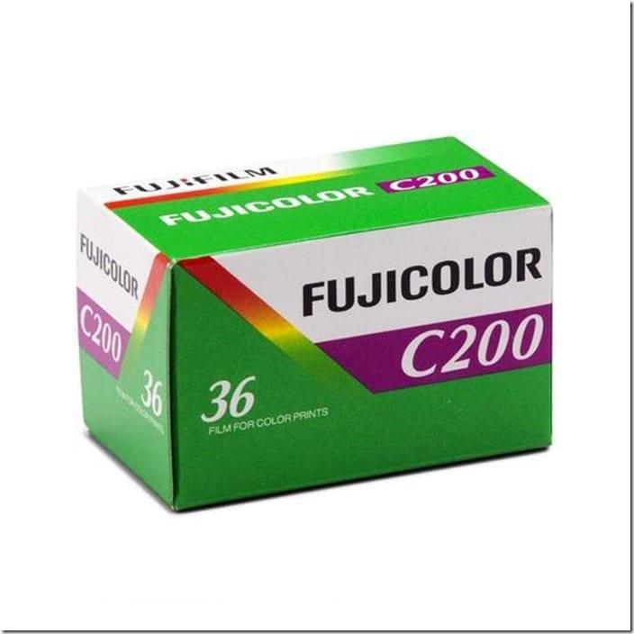 Fujicolor C200 Fresh Film Malaysia