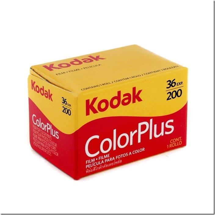 Kodak ColorPlus 200 Fresh Film Malaysia