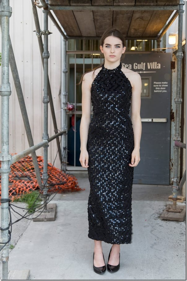 elegant-halter-neck-black-sequin-dress