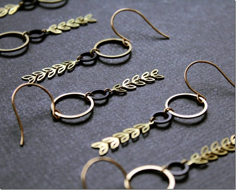 nature-inspired-circle-drop-earrings
