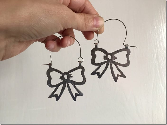 statement-bow-hoop-earrings
