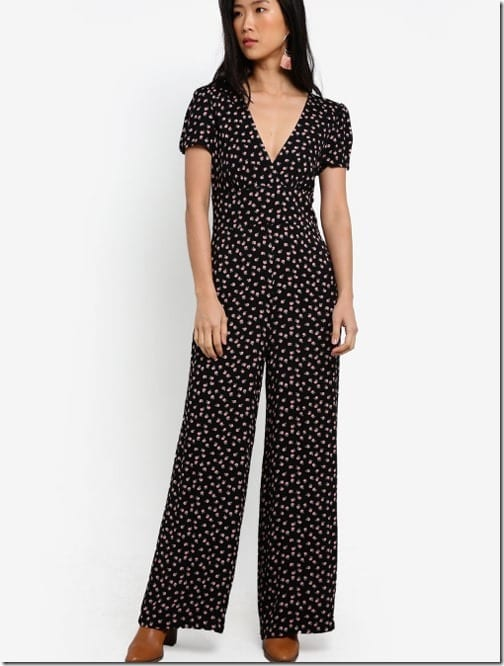 black-fruit-print-palazzo-jumpsuit