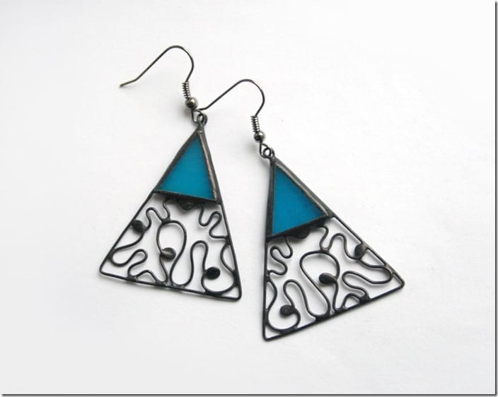 blue-triangle-stained-glass-earrings