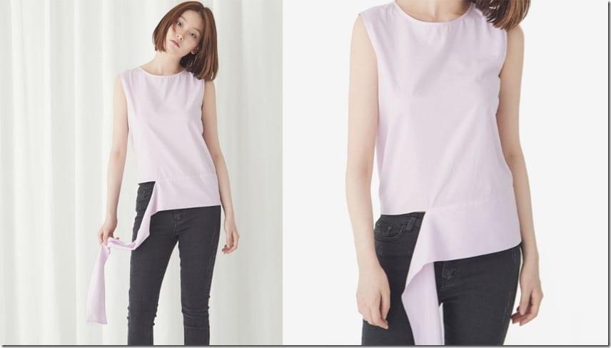 detached-hem-sleeveless-top