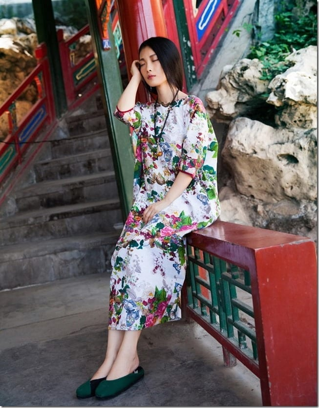 elegant-floral-loose-fit-dress