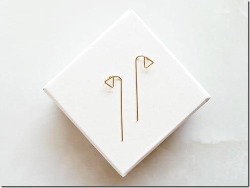 minimalist-triangle-threader-earrings