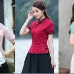 Fashionista NOW: Cheongsam Blouse Styles For Your Lunar New Year OOTD