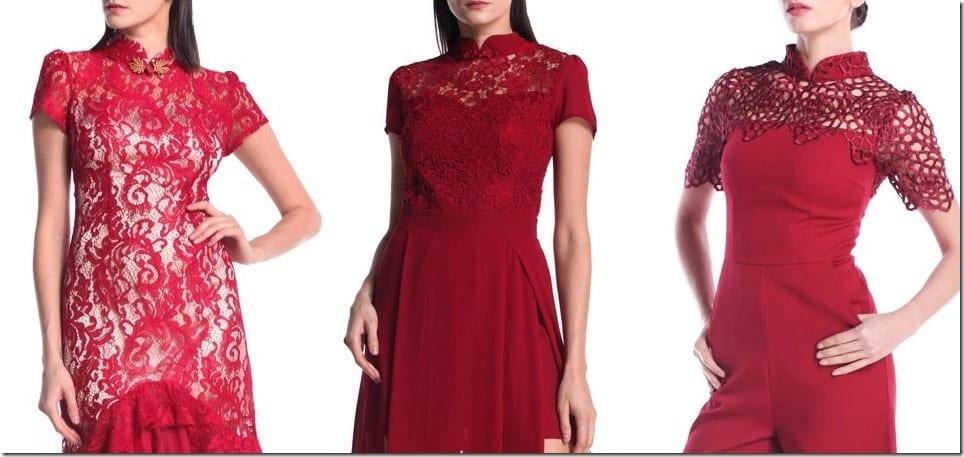 Modern Cheongsam Styles To Spruce Up Your Oriental Festive Look