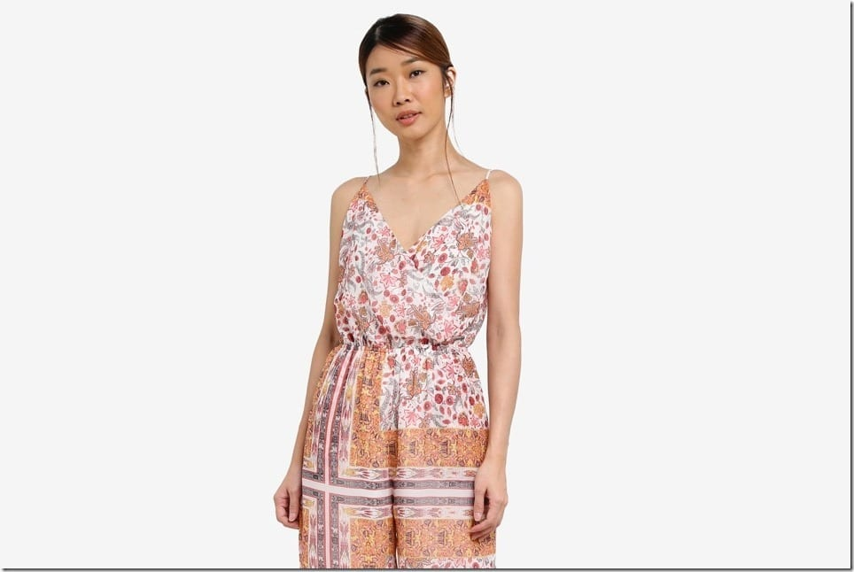 The Palazzo Jumpsuit Styles To Wear This Lunar New Year 2018