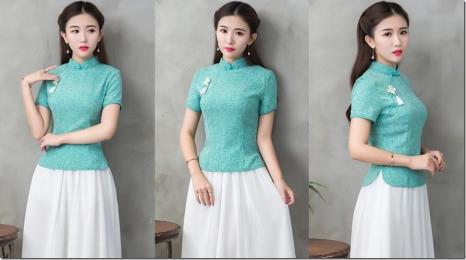 sweet-mint-cheongsam-top