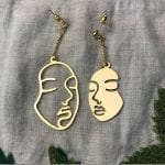 Fashionista NOW: Get Your Face game On Your Ear Lobes