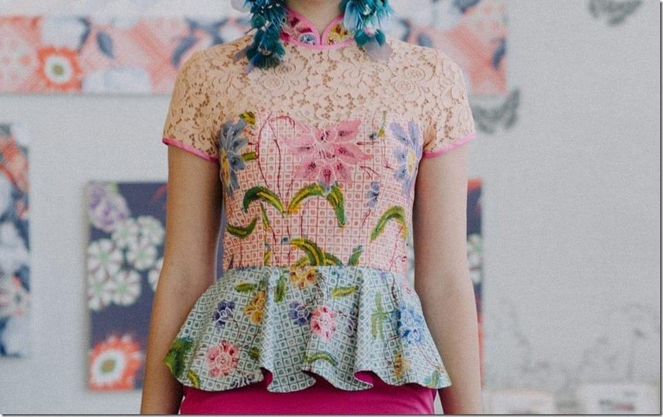Make Batik Cheongsam Dresses Your CNY 2018 OOTD