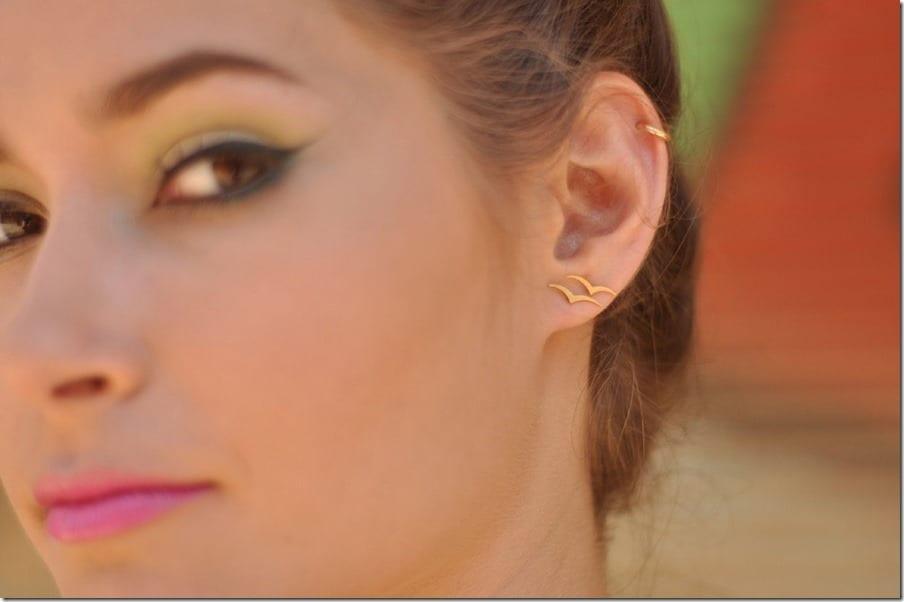 Bird Earrings Jewelry Inspiration