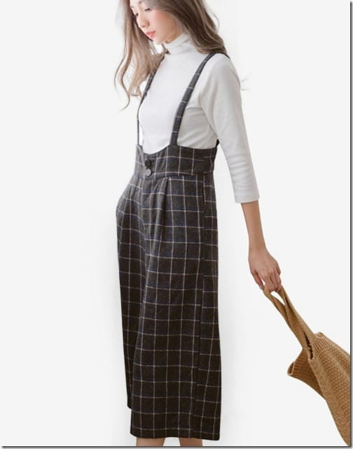 blue-plaid-pinafore-culotte-jumpsuit