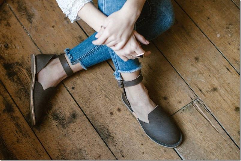 grigio-ankle-strap-loafer-sandals