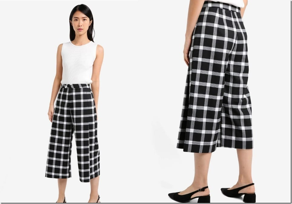 Update Your Culotte Style Game With These Patterned Flares