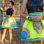 Fashionista NOW: Stunning African Print Skirts To Wear And Steal The Show