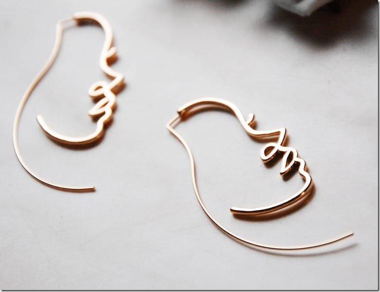 woman-face-profile-open-hoop-earrings