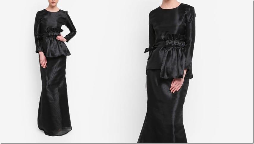 black-drape-kurung