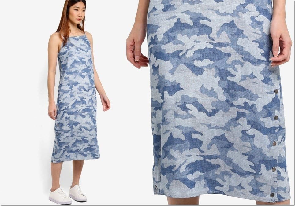 The Camo Dress Styles To Slip Into This Tropical Summer