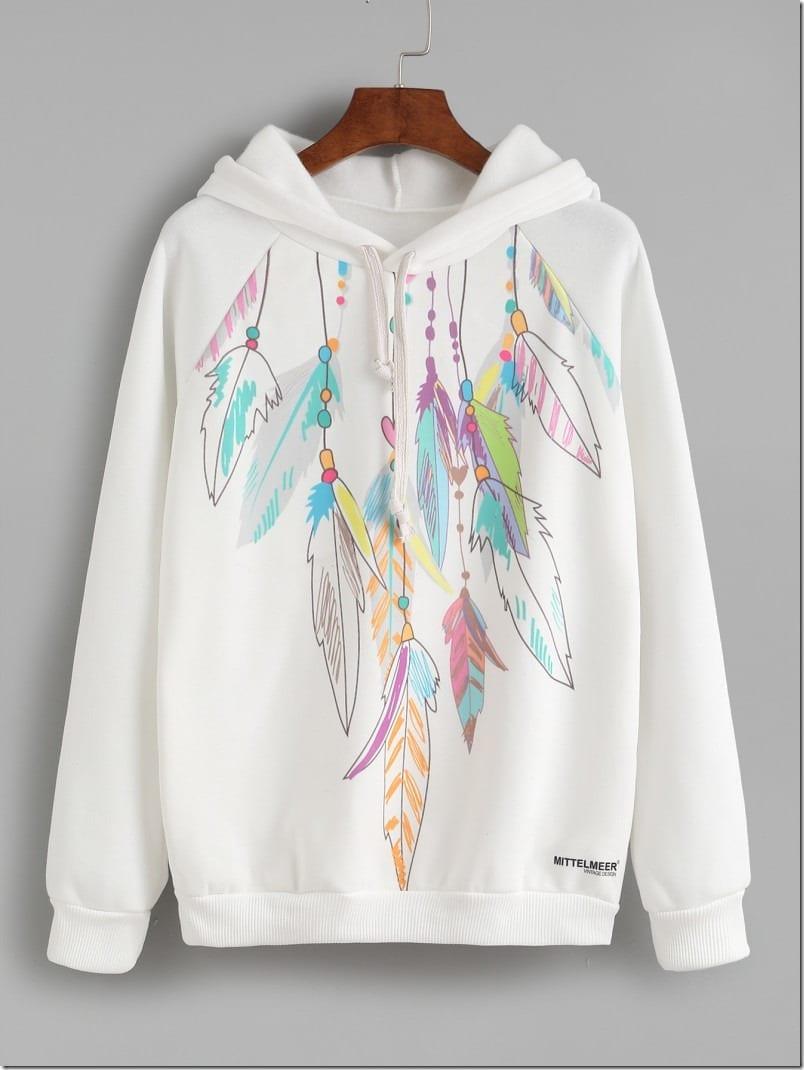 dreamcatcher-print-hoodie