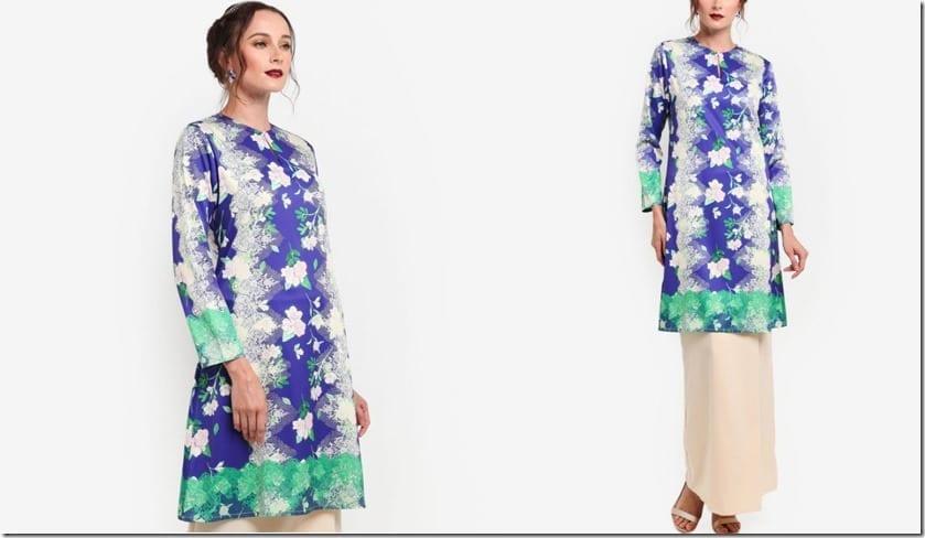 floral-print-kurung-pahang