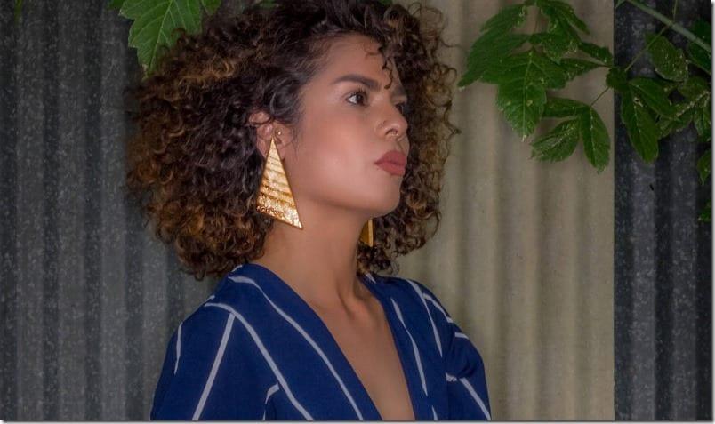 geometric-wood-triangle-earrings