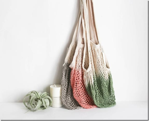 ombre-net-bag