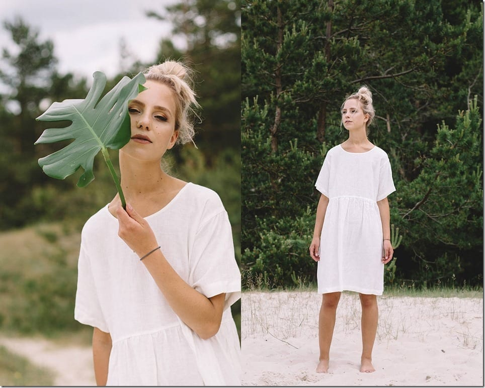 Light And Breezy Linen Dresses For Your Summer OOTD