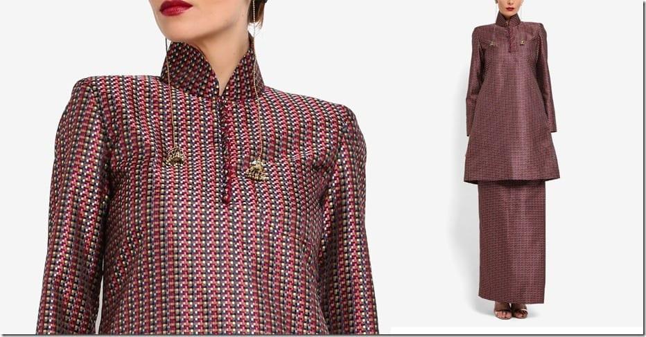 geometric-high-mandarin-collar-kurung