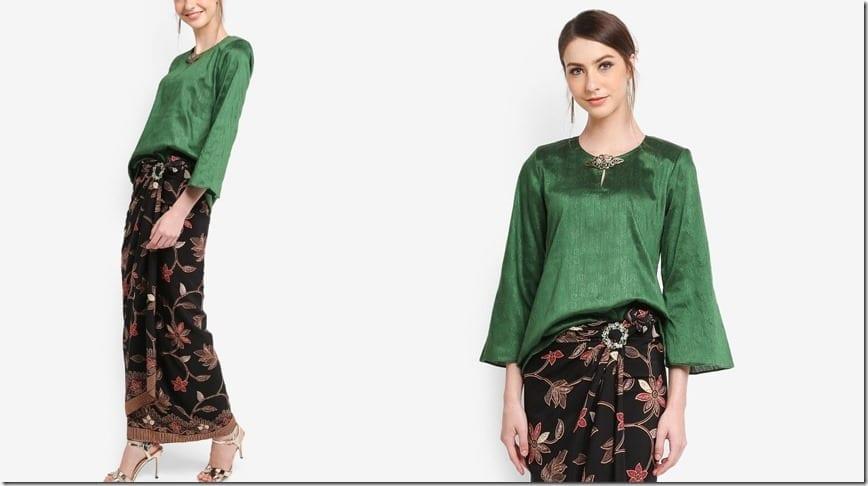 green-pario-style-kedah-kurung