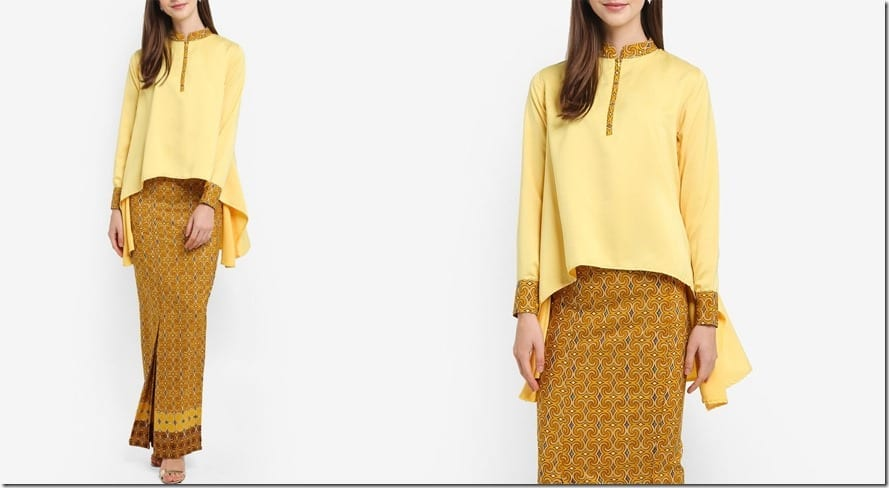 yellow-high-low-collared-kurung
