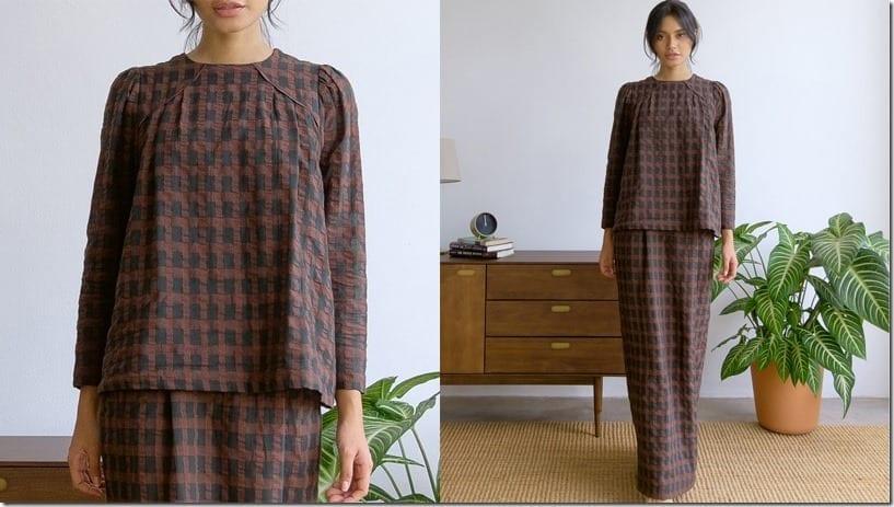 A Whimsical Girl Option For A Comfy And Stylish RAYA 2018 OOTD