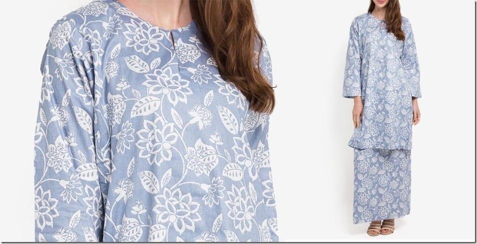 cool-blue-floral-kurung-pahang