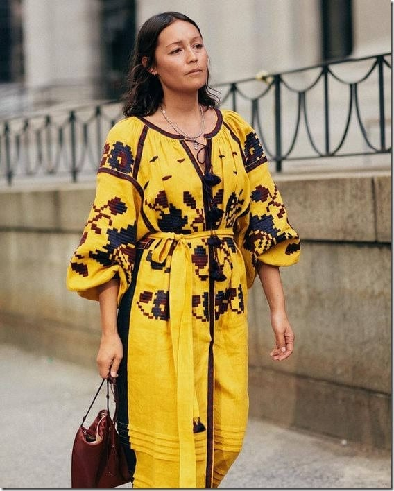 floral-embroidered-yellow-summer-dress