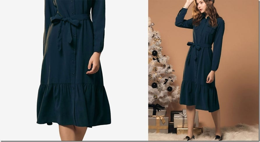 navy-midi-belted-shirt-dress