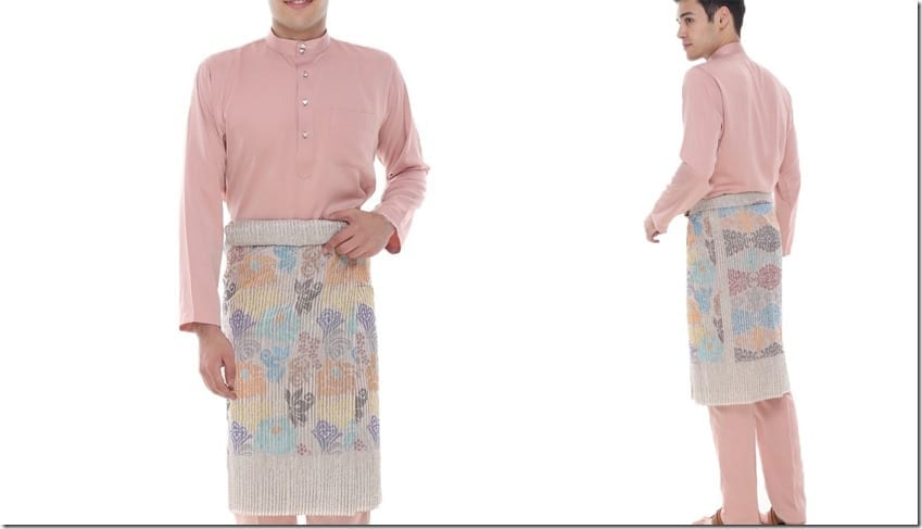 Fashionista NOW: The Classic Baju Melayu Cekak Musang For Men's Raya 2018