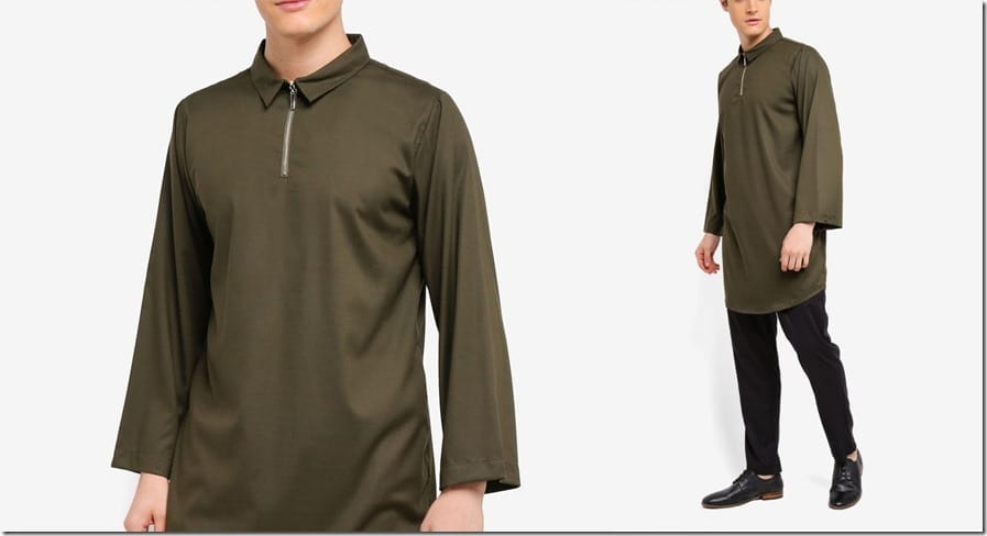 zip-collar-modern-kurta
