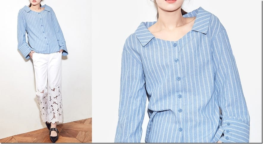 wide-neck-collared-stripe-blouse
