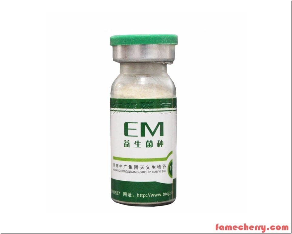 EM Bokashi Microbe Concentrate Malaysia