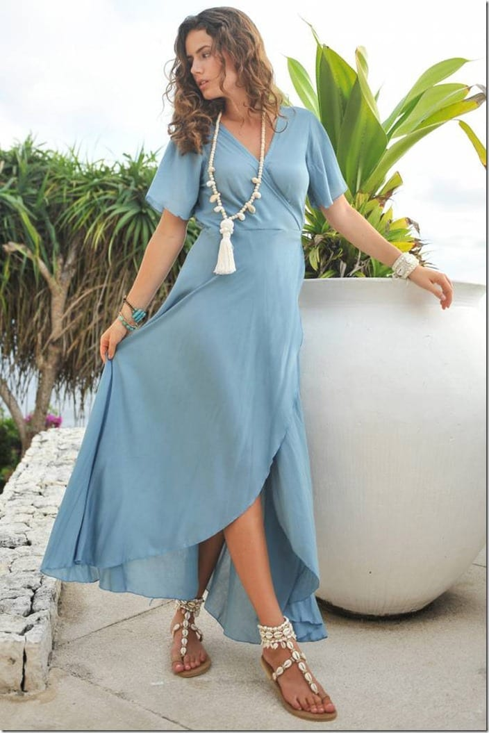 blue-summer-maxi-wrap-dress