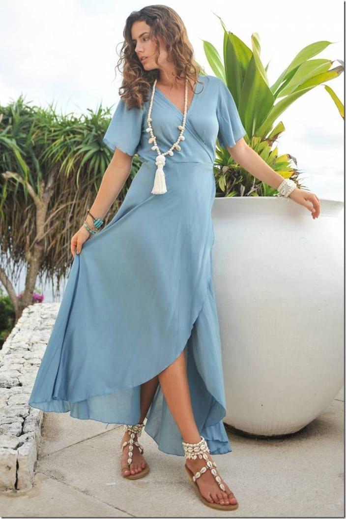 blue-summer-maxi-wrap-dress
