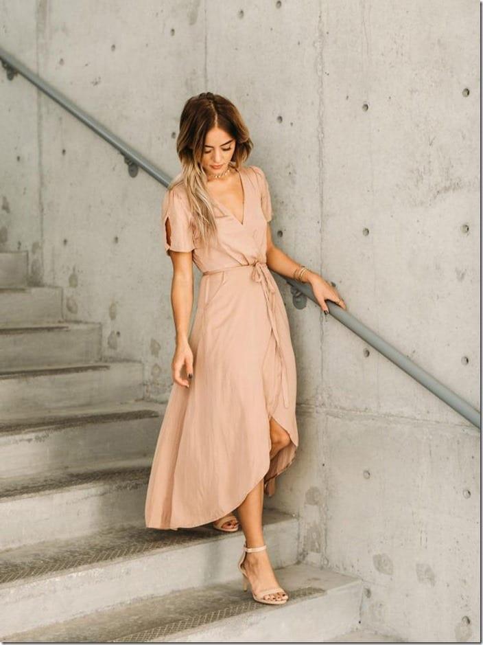 cream-summer-maxi-wrap-dress