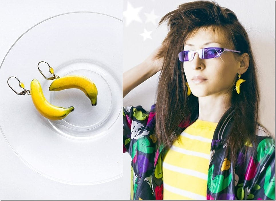 It Is Time To Hang A Banana On Your Earlobe